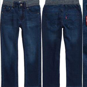 Levi's- Boys Super Cool Slim Fit Jeans - 3T